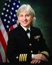 Mary Kolar served 28 years in the U.S. Navy. She is Wisconsin Department of Veterans Affairs secretary-designee.