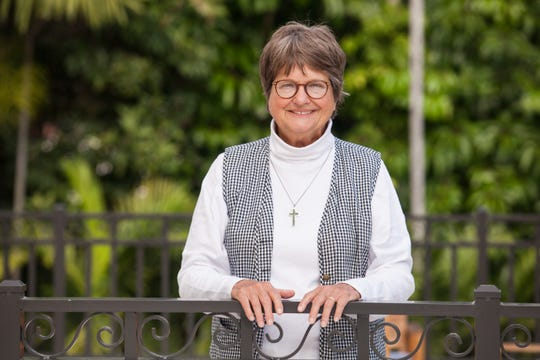 "Sister Helen Prejean, author of ""Dead Man Walking,"" is working on a new book that's a prequel called ""River of Fire."" She's speaking at Carroll University in Waukesha on Wednesday."