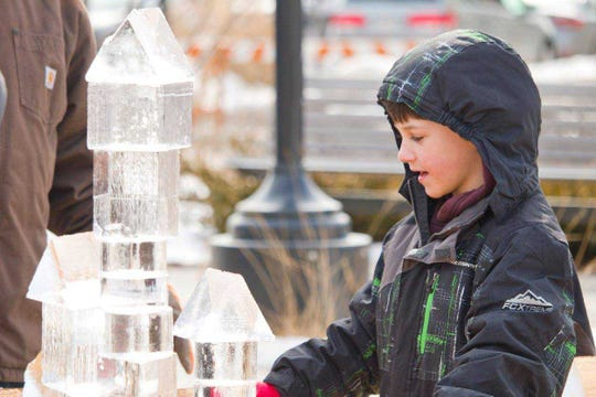 The Oak Creek Winterfest runs from 10 a.m. to 4 p.m. Feb. 16 at Drexel Town Square.