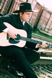 Joey Allcorn will be performing Sunday for the 20th anniversary of the Hank Williams Museum.