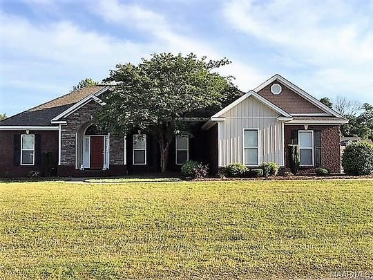 One home on Taxi Court in Deatsville is for sale for $199,000 and includes three bedrooms and two bathrooms within 1,771 square feet of living space. The home was built in 2005.