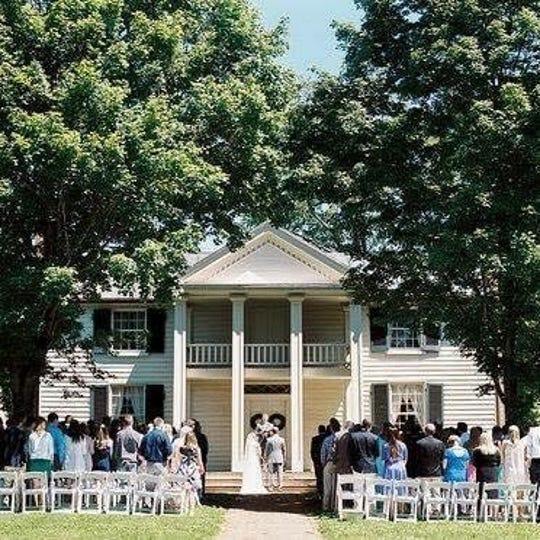 Sam Davis Home is at 1399 Sam Davis Road in Smyrna.