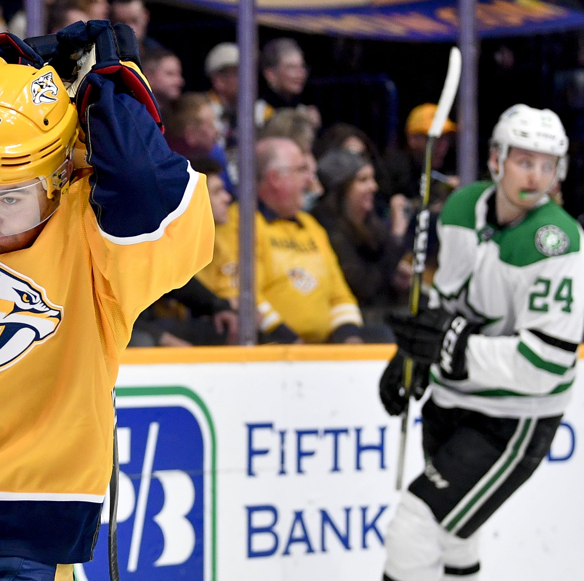 NHL playoffs: Nashville Predators vs Dallas Stars predictions
