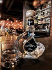 Cuestion Tequila is available at Nashville area bars and restaurants.