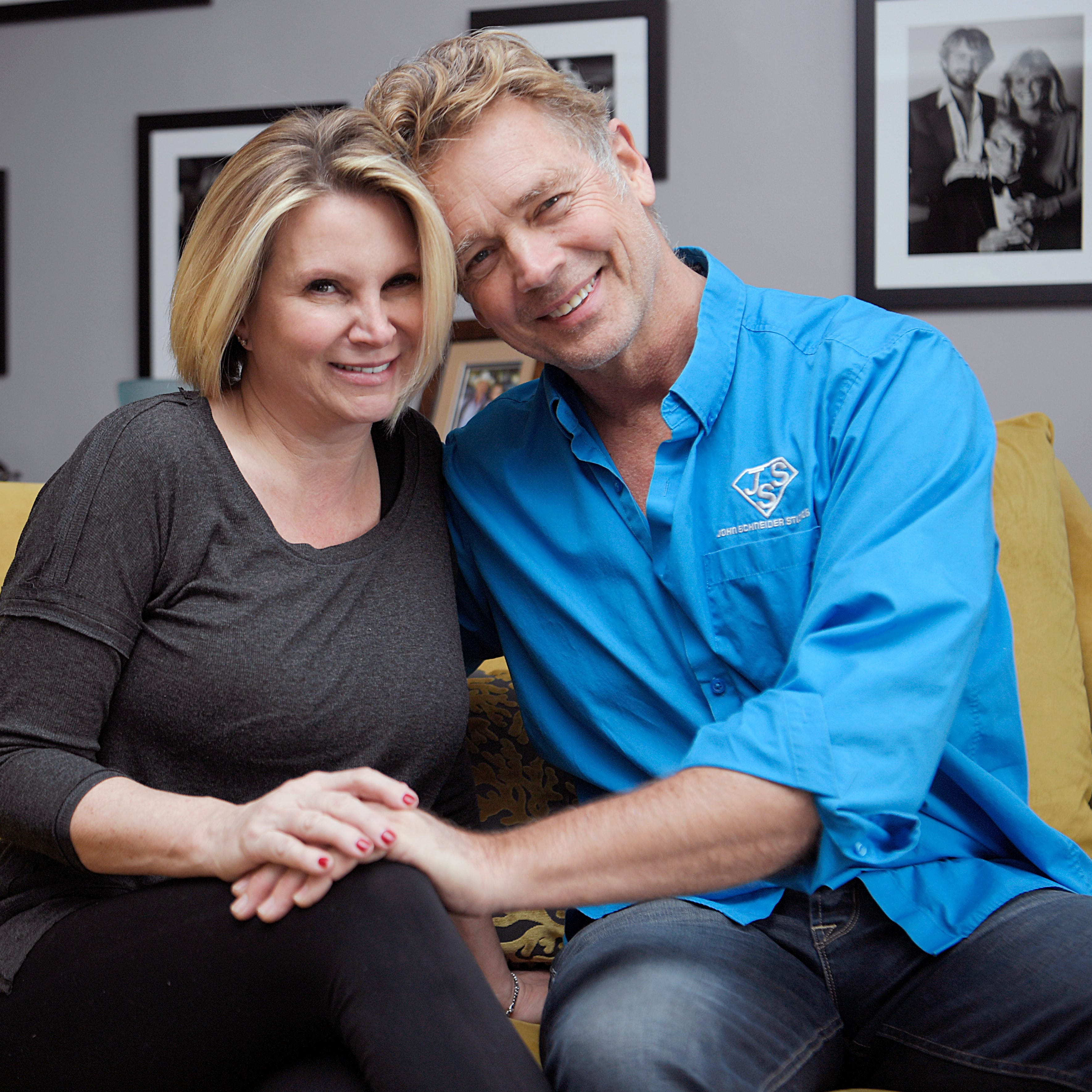 John Schneider finds a girlfriend and business partner who's all in on John Schneider