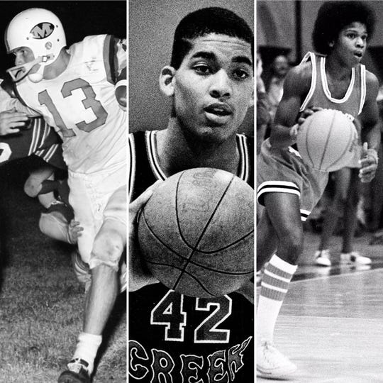 Madison's Alex Beavers, Whites Creek's David Vaughn and Glencliff's Tommy Springer are in the Metro Nashville Public Schools Sports Hall of Fame Class of 2019.