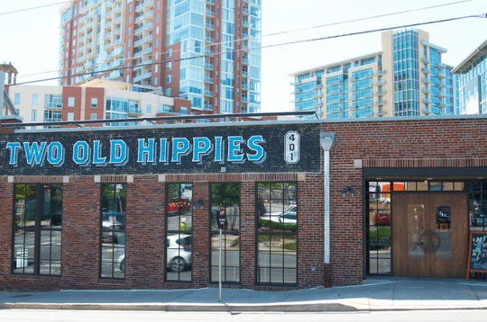 Two Old Hippies is one of several local retailers planned for the Nashville airport.