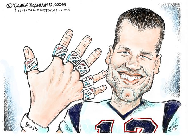 Tom Brady-Super Bowl