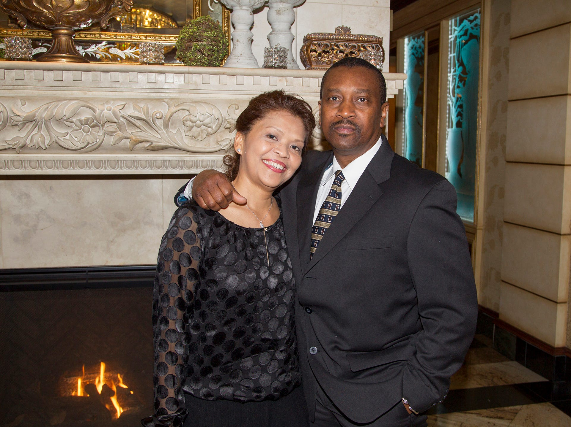 Gemma and Neville Bonitto.Institute for Educational Achievement (IEA) held its annual Dinner Dance at Seasons in Washington Township. 02/02/2019