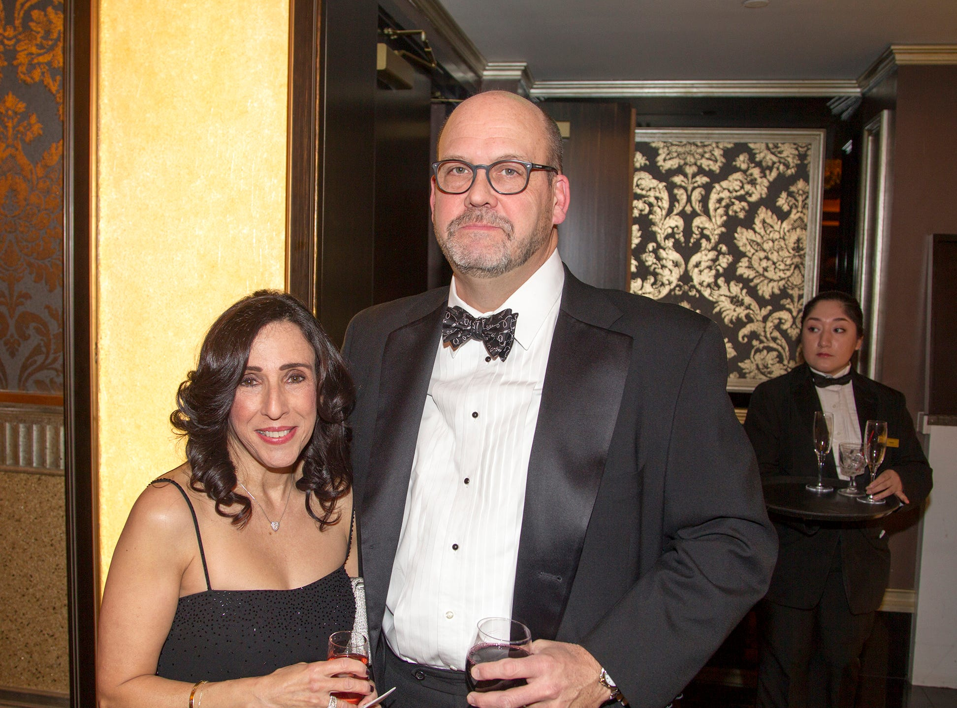 Marie and Scott O'Connor. Institute for Educational Achievement (IEA) held its annual Dinner Dance at Seasons in Washington Township. 02/02/2019