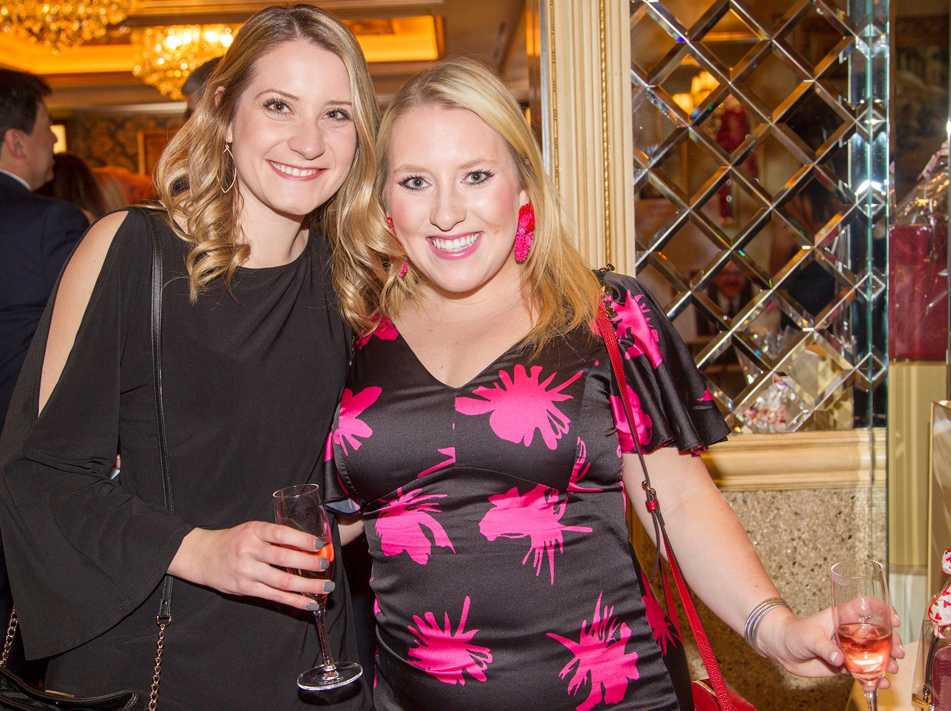 Natalie Vanee Vliet, Sally Phelps. Institute for Educational Achievement (IEA) held its annual Dinner Dance at Seasons in Washington Township. 02/02/2019