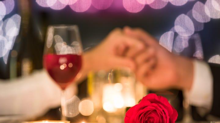 Valentine's Day dinner destinations in Las Cruces