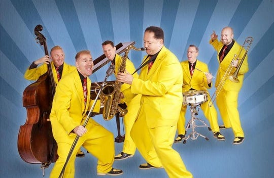 The Jive Aces will  have audiences jumping out of their seats to dance.