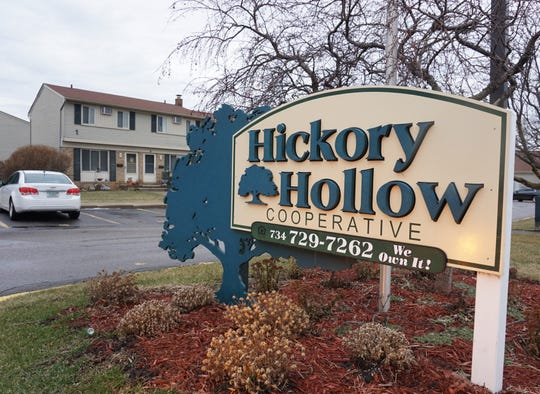 A resident of the Hickory Hollow co-op in Wayne died this past weekend of a carbon monoxide poisoning.