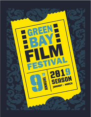 2019 Green Bay Film Festival logo