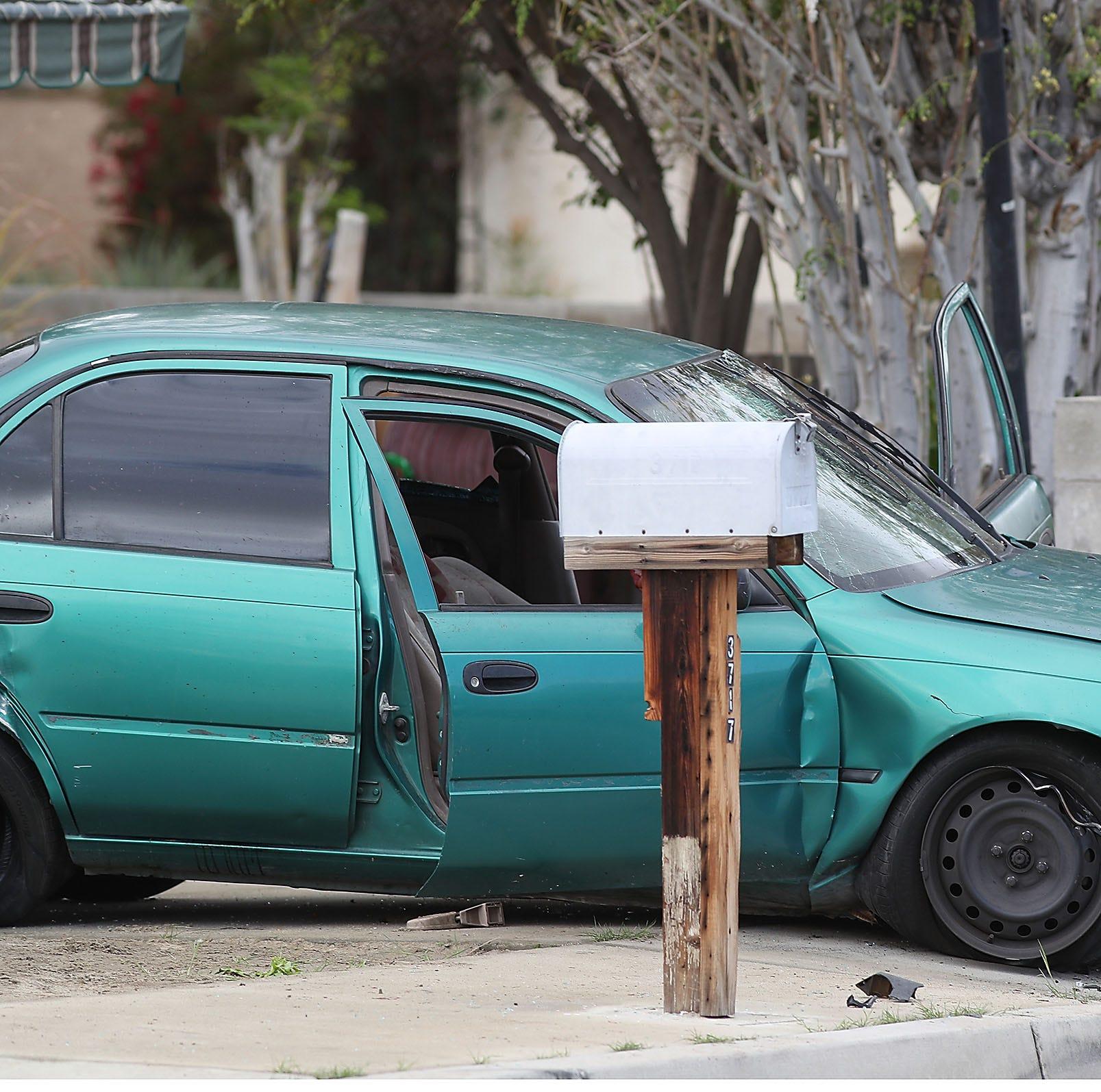 Palm Springs quadruple killing: A timeline of events