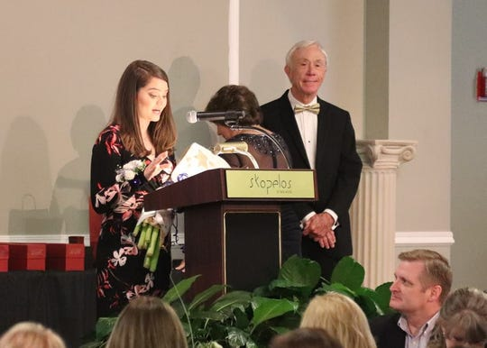Escambia County announced its 2020 Teacher of the Year, Lincoln Park Elementary School kindergarten teacher Alanna Rohling, at a Friday night gala.