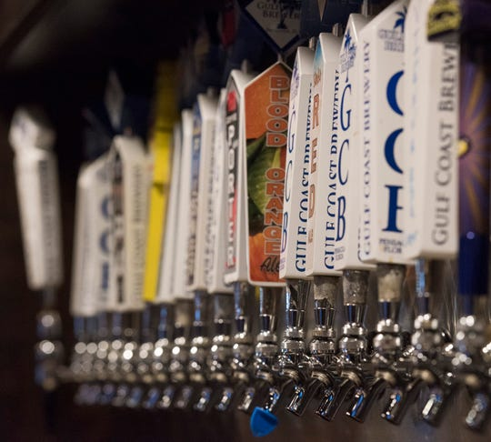 The Gulf Coast Brewery located on Heinberg Street will soon celebrate its third anniversary. The downtown Pensacola brewery is known for its many craft beers and specialty brewing.