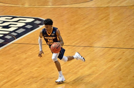 Murray State Racers guard Ja Morant is a. trendy pick for the Phoenix Suns in the 2019 NBA draft in recent NBA mock drafts.