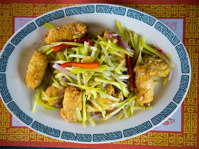 Asian Hong Kong Diner|As Southern Chinese restaurants cede ground to other regional cuisines, restaurants like this are getting harder to come by. Asian Hong Kong Diner remains one of the best, where delicate Cantonese flavors are deftly woven into home-style dishes made with an unusual level of precision. |Details: 9880 S. Rural Road, Tempe. 480-705-7486.