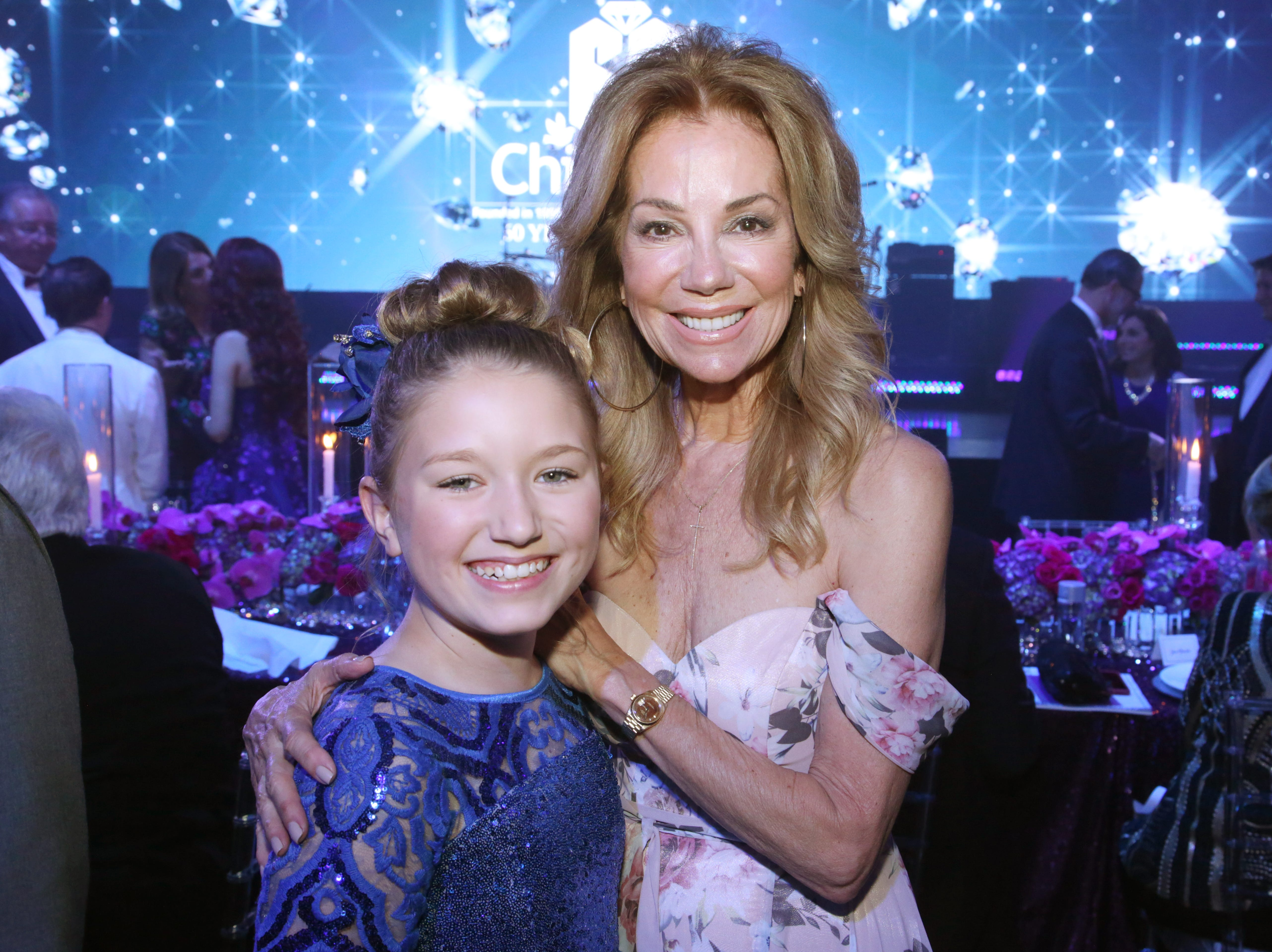 Guests attended the Childhelp Drive the Dream Gala on February 2, 2019.