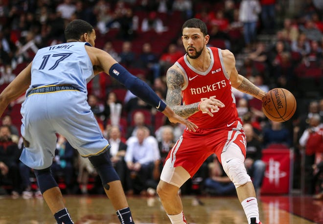 The Suns acquired Austin Rivers as part of a deal with the Wizards only to waive the point guard the next day.