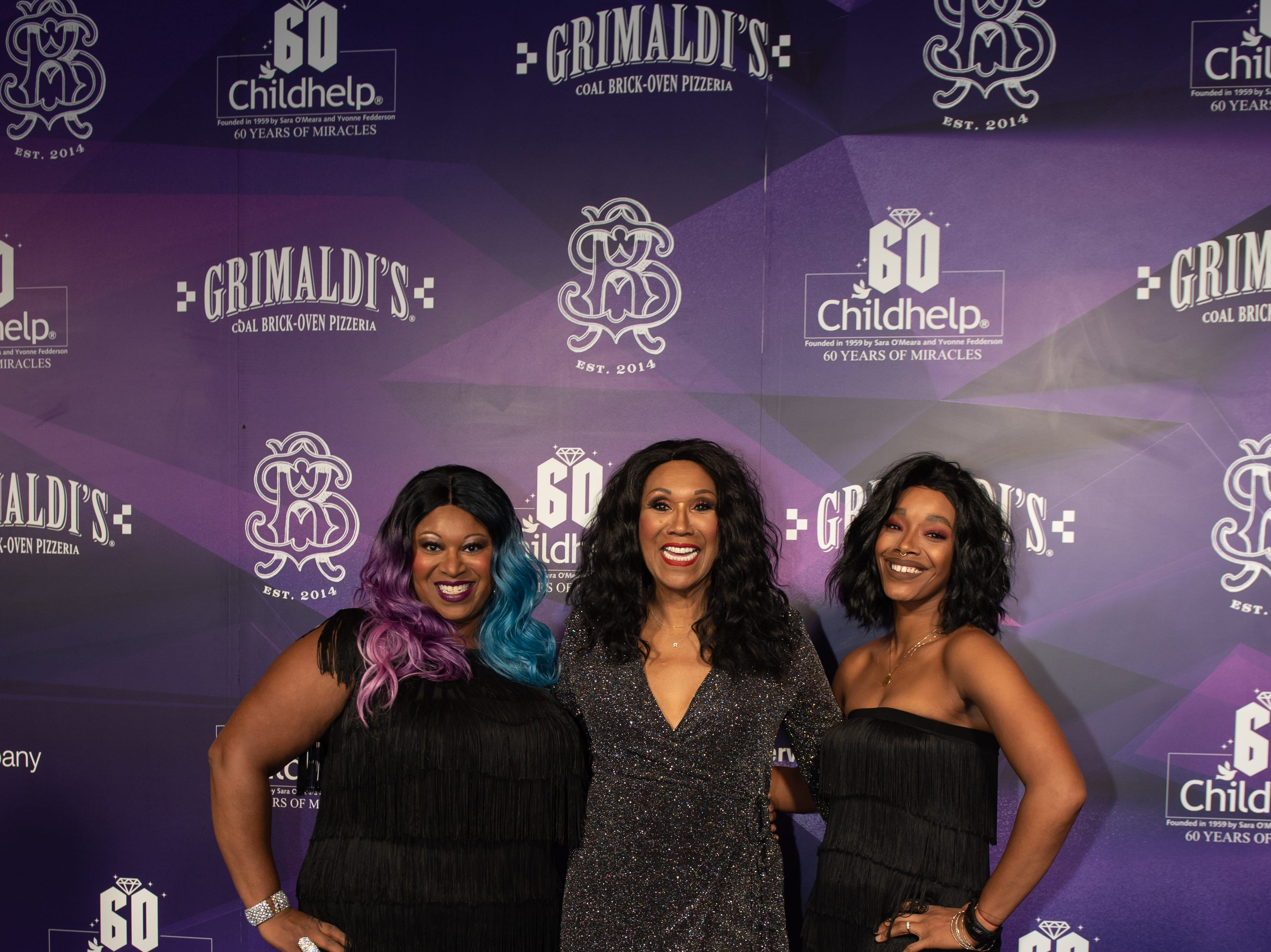 The Pointer Sisters attended the Childhelp Drive the Dream Gala on February 2, 2019.