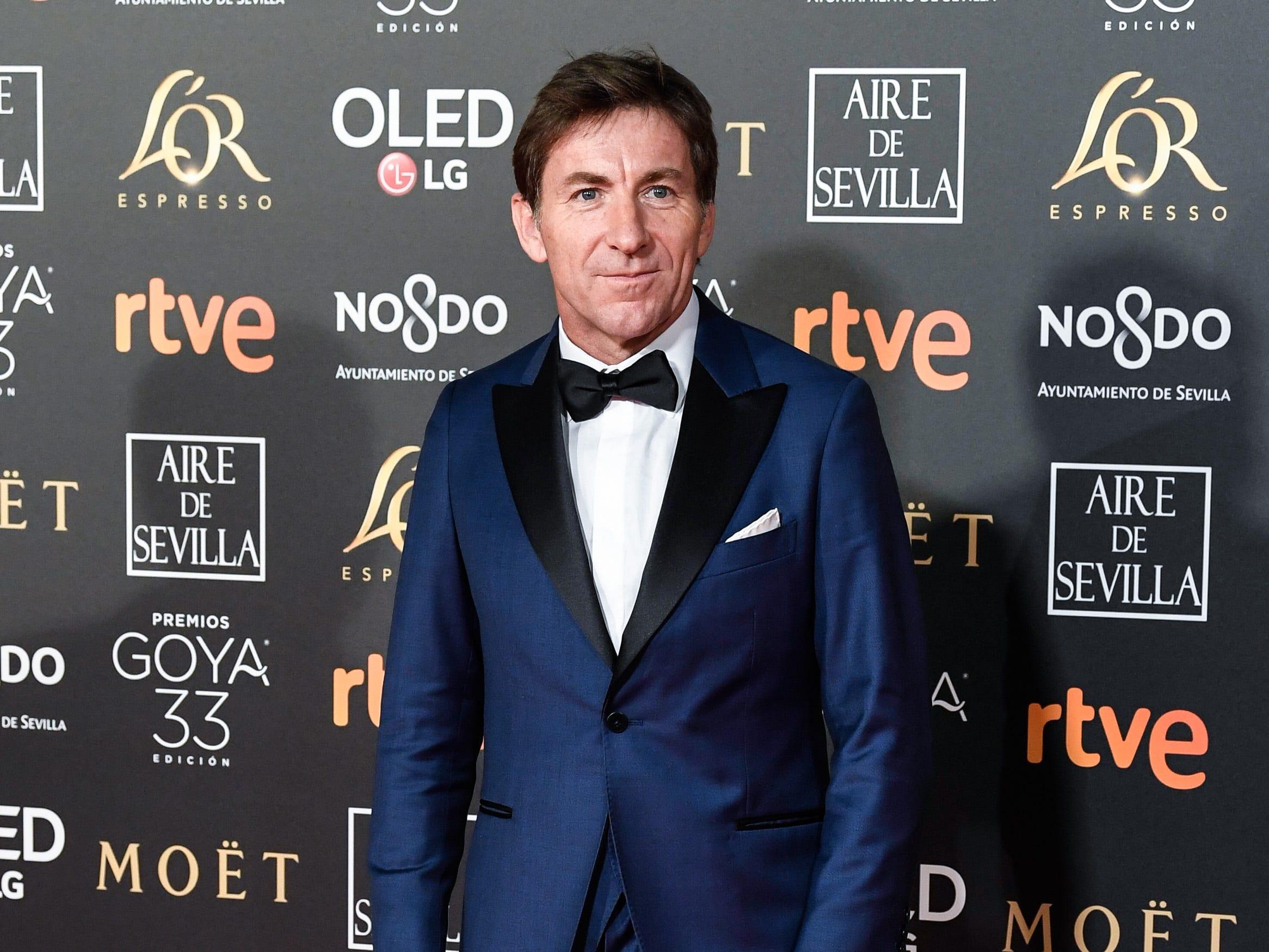 Antonio de la Torre asiste a la 33ª edición de los Premios de Cine Goya en el Palacio de Congresos y Exposiciones FIBES el 2 de febrero de 2019 en Sevilla, España.