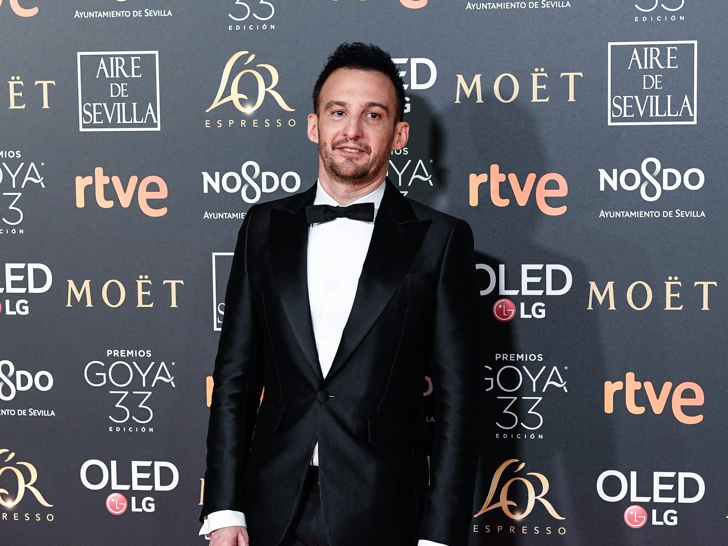 Alejandro Amenabar asiste a la 33ª edición de los Premios de Cine Goya en el Palacio de Congresos y Exposiciones FIBES el 2 de febrero de 2019 en Sevilla, España.