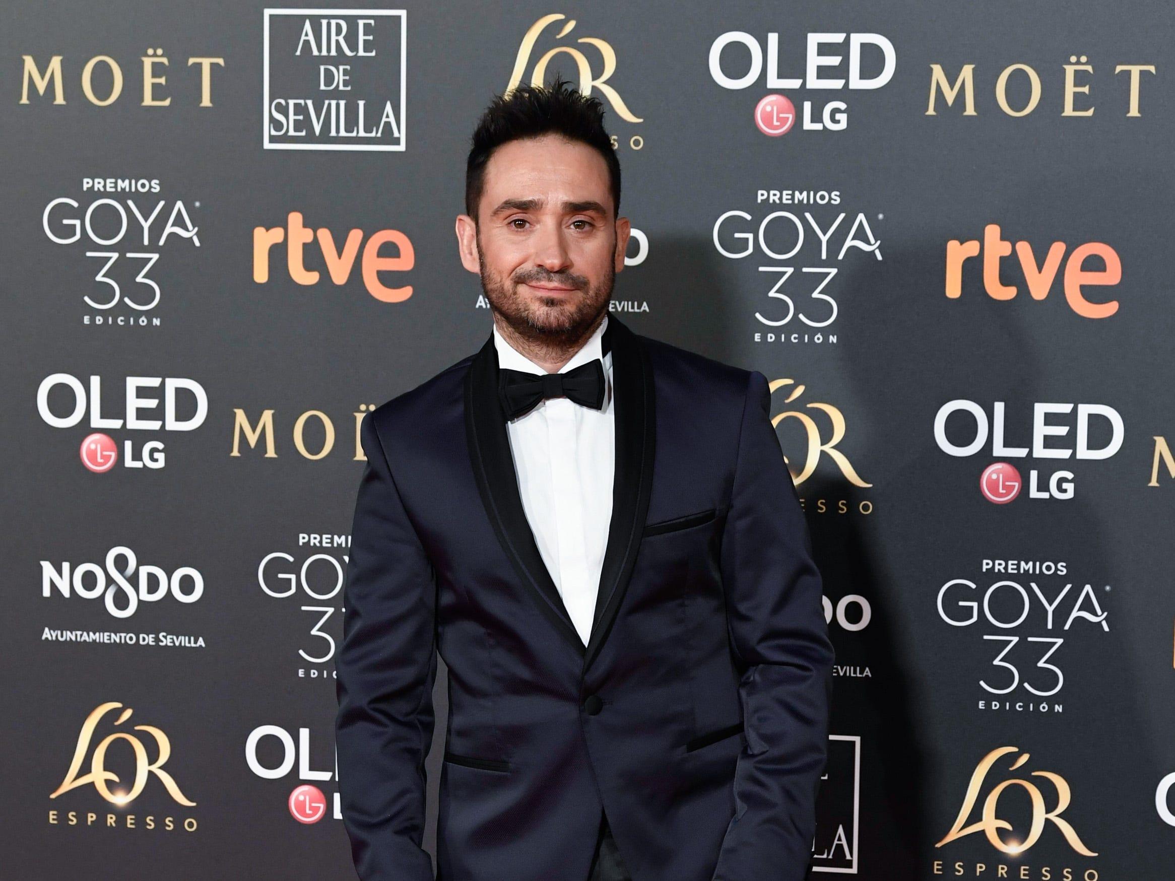Juan Antonio Bayona asiste a la 33ª edición de los Premios de Cine Goya en el Palacio de Congresos y Exposiciones FIBES el 2 de febrero de 2019 en Sevilla, España.