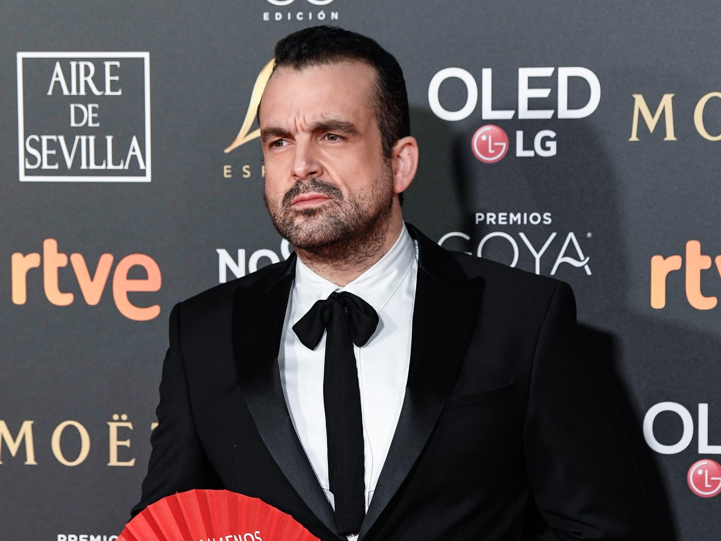 Nacho Vigalondo asiste a la 33ª edición de los Premios de Cine Goya en el Palacio de Congresos y Exposiciones FIBES el 2 de febrero de 2019 en Sevilla, España.