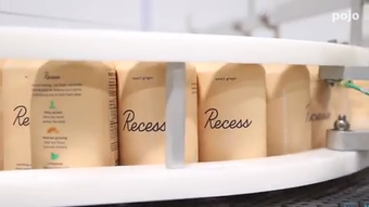 Recess, a flavored sparkling water infused with CBD and adaptogens, was formulated in Beacon and is canned in East Fishkill.
