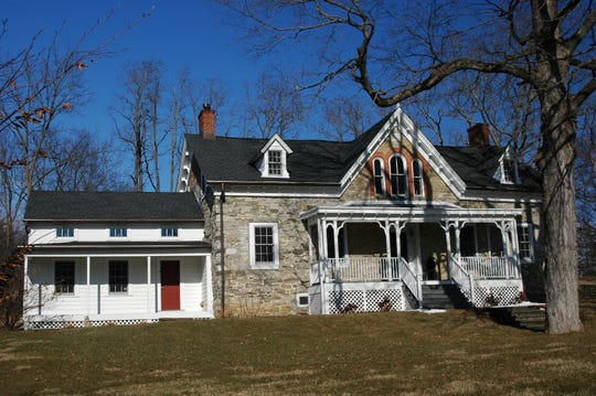 Built in 1798 by Continental Army Col. James Sleight, this is one of two houses in the Town of LaGrange that was owned by military officers in the American Revolution.