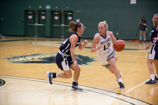 Hannah Crist is having a strong junior campaign at Stevenson