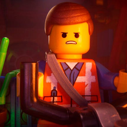 'Lego Movie 2': Everything's not awesome, but friends make it better