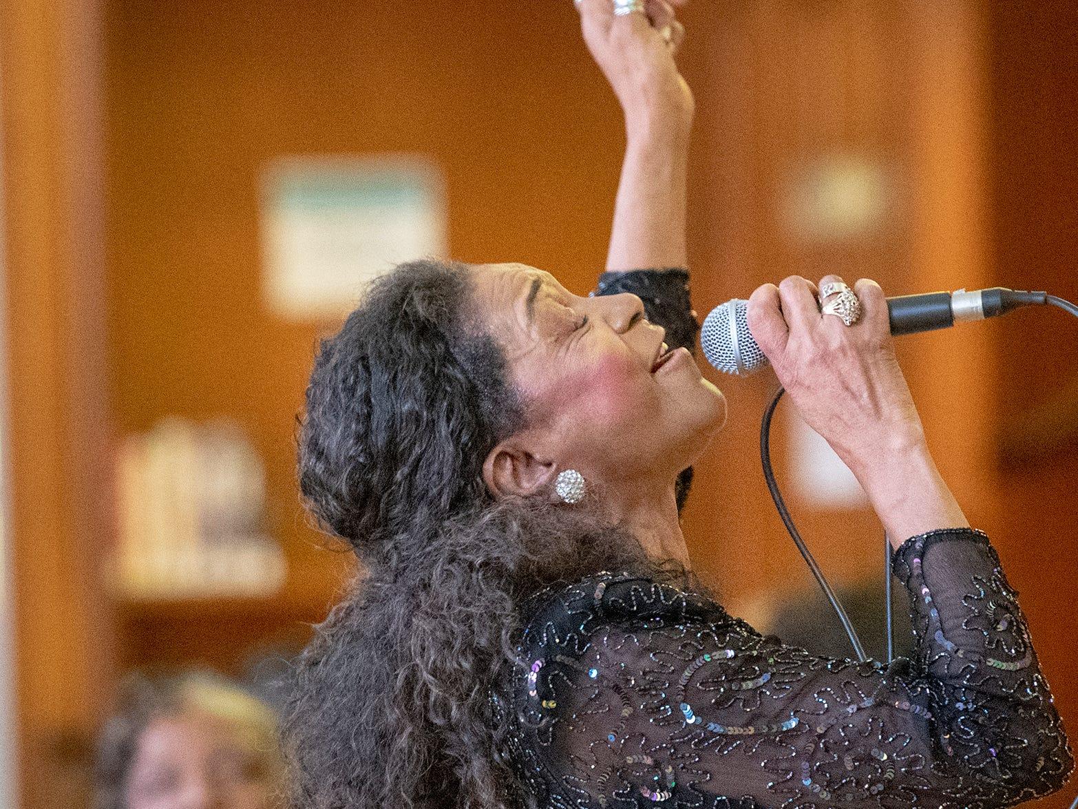 Vanda Guzman, a native of Baltimore, now calls York home. She performs locally.