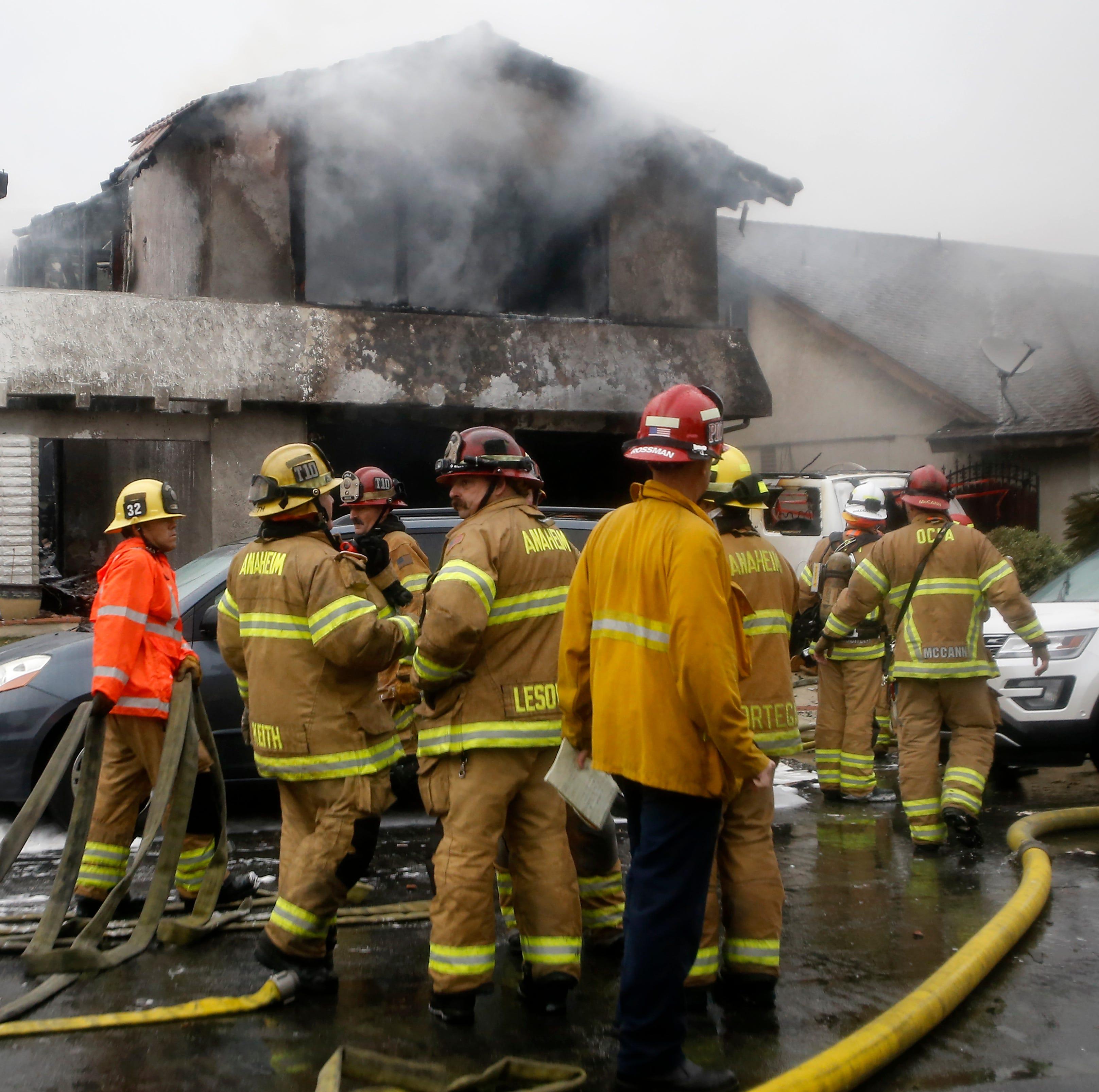 Gardnerville-based pilot in deadly California house crash had been disciplined