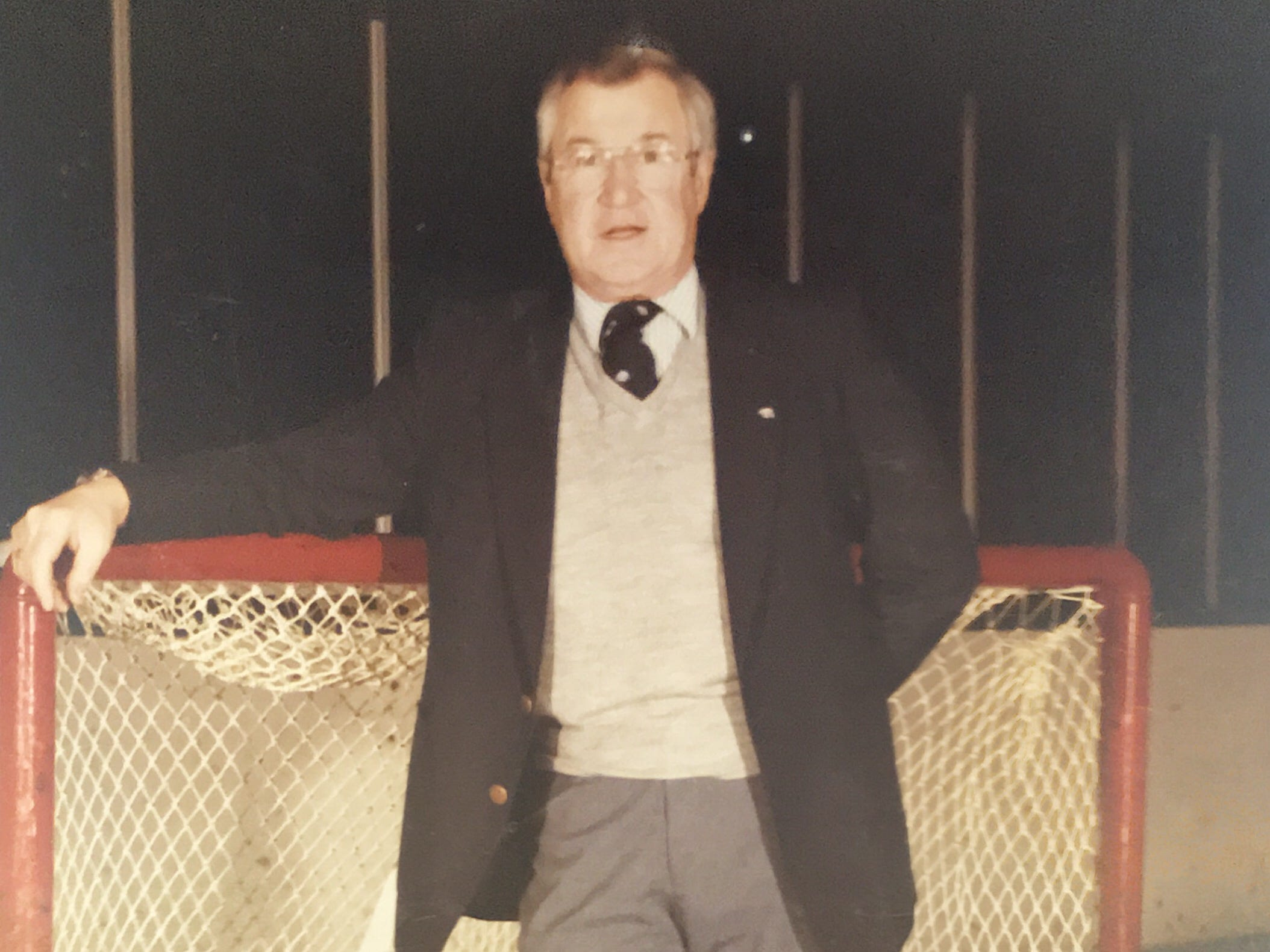 Joe Crozier spent 63 years in professional hockey as a player, coach, general manager, part-owner and ticket salesman.