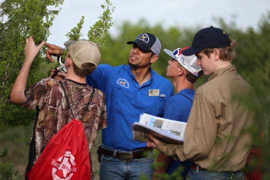 The Texas Brigades are offering seven leadership camps, which focus on natural resources and wildlife conservation.