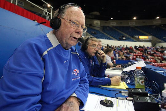 Louisiana Tech's legendary broadcaster Dave Nitz will be a member of the Class of 2019 for the Louisiana Sports Hall of Fame.