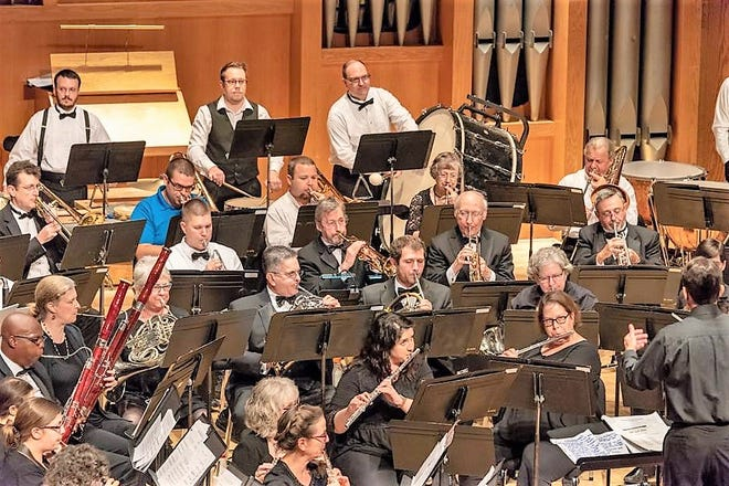 Tallahassee Winds will present a free concert on Feb. 12.