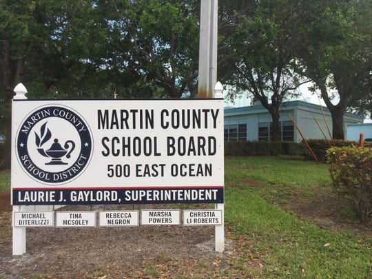 Martin County School Board