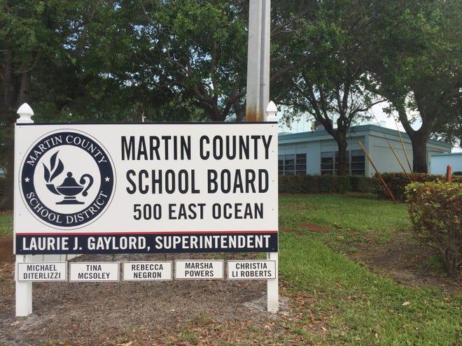 Martin County School Board