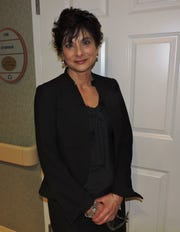 Presenter Nancy Ferraro at the Martin County Estate Planning Council Symposium Jan. 23 at The Kane Center in Stuart.