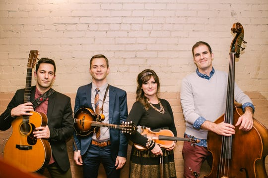 Act of Congress is a must-see acoustic quartet.