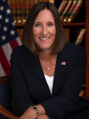 Indian River County Court Judge Nicole P. Menz