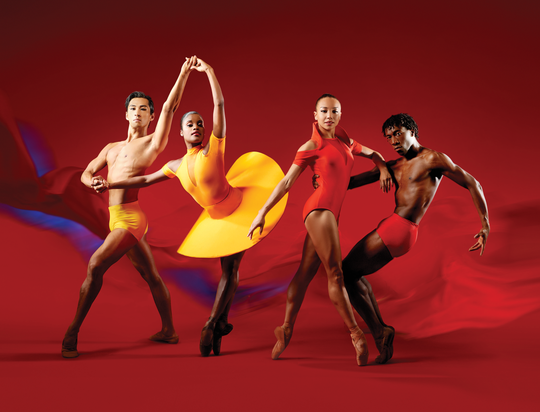Catch the Dance Theatre of Harlem's inspiring performance on May 8.