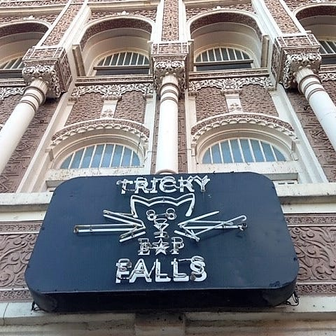 Downtown El Paso's former Tricky Falls concert hall to become a church