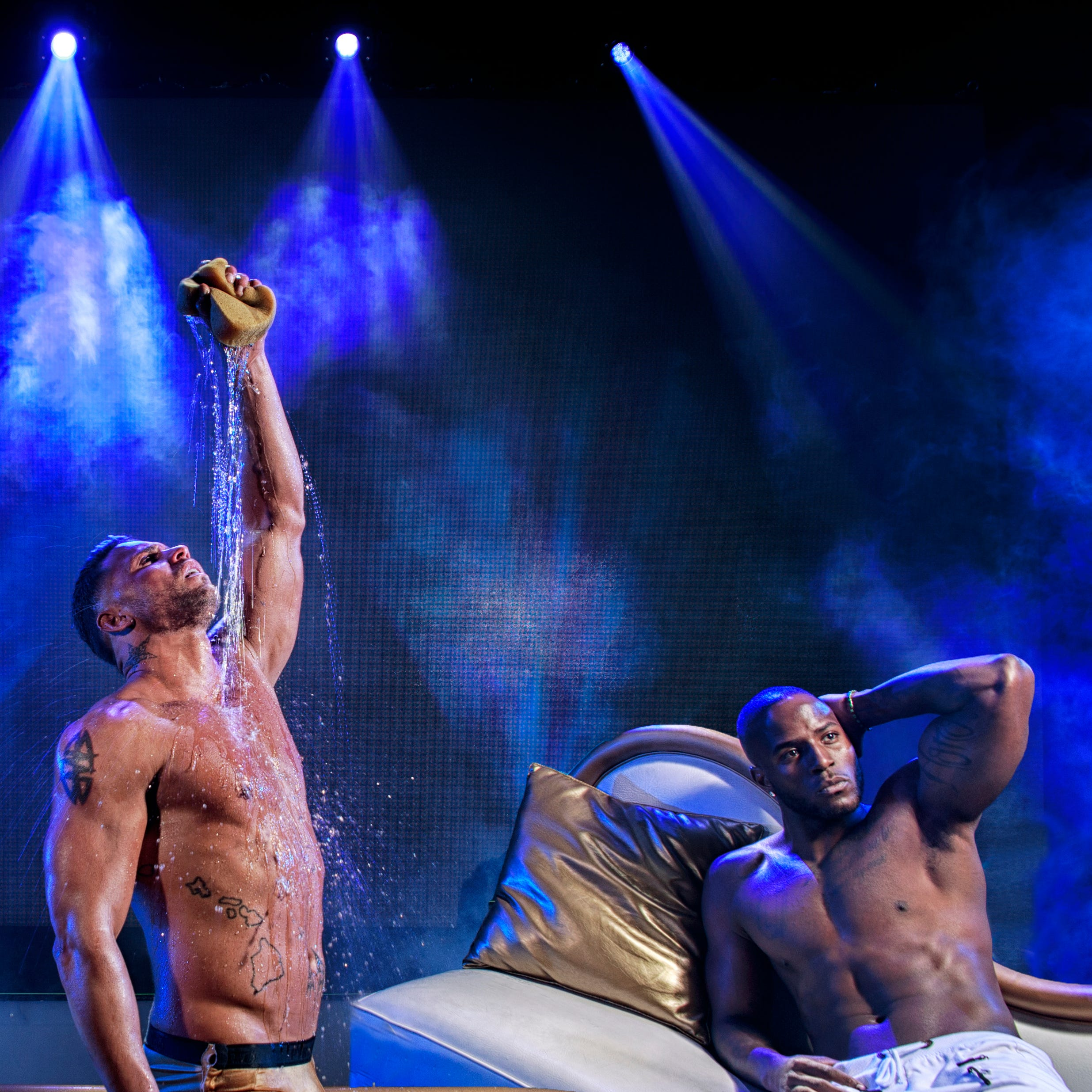 Chippendales to strip away the winter blues in Wilmington on Wednesday