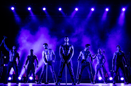 Chippendales, the famed Las Vegas hunk show, will serve up beefcake at The Queen (500 N. Market St., Wilmington) Wednesday, Feb. 6.